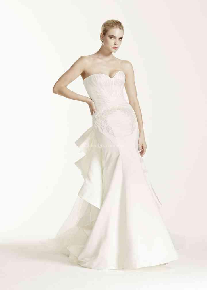 8000575, David's Bridal: Truly Zac Posen