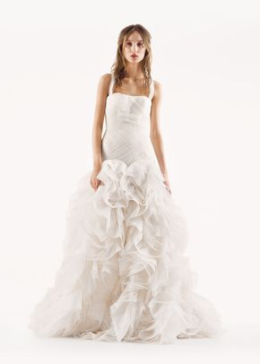 8000512 , David's Bridal: White By Vera Wang