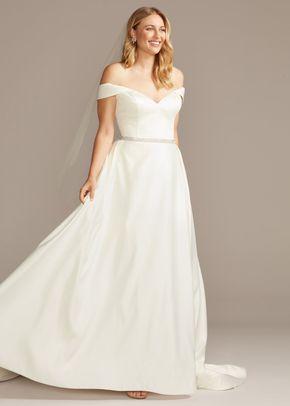 Vestidos David's Bridal