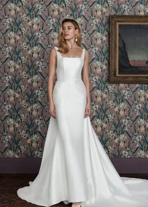 8001936, David's Bridal: Oleg Cassini