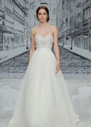 8000331, David's Bridal: Oleg Cassini