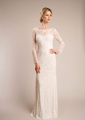 ELIZABETH GOWN, Lotus Threads