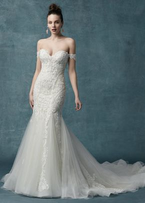 Quincy, Maggie Sottero