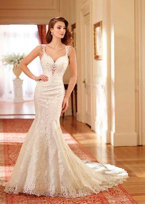 217206, Mon Cheri Bridals