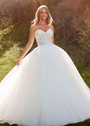 220282, Mon Cheri Bridals