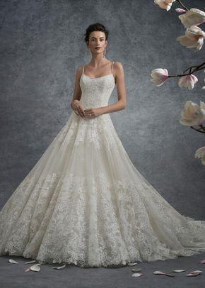8000098, David's Bridal: Oleg Cassini