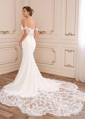 y22052, Mon Cheri Bridals