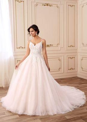 y22054a, Mon Cheri Bridals