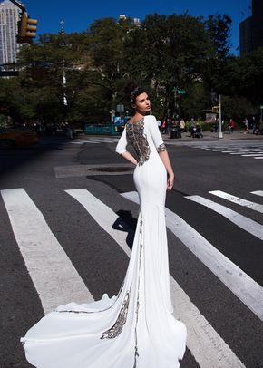LOOK 6, Carolina Herrera