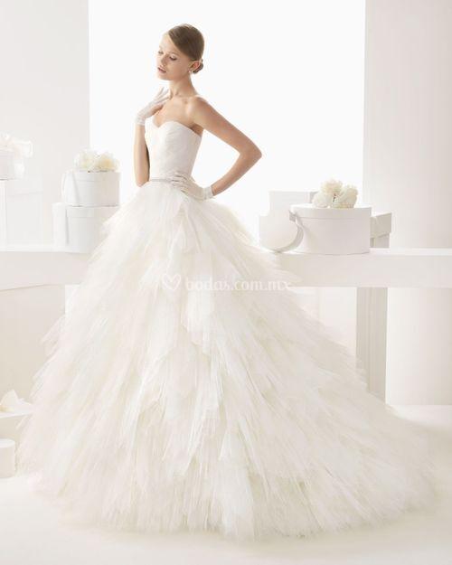 Los 10 vestidos de novia más gustados 2014 8