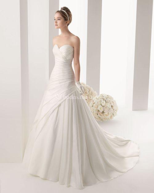 Los 10 vestidos de novia más gustados 2014 9