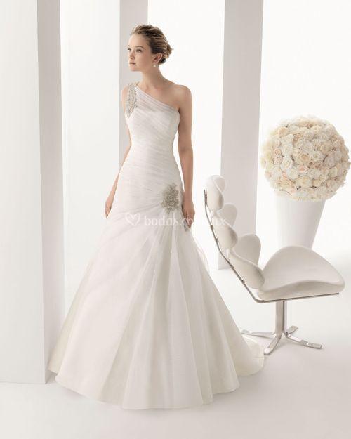 Los 10 vestidos de novia más gustados 2014 4