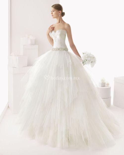 Los 10 vestidos de novia más gustados 2014 5