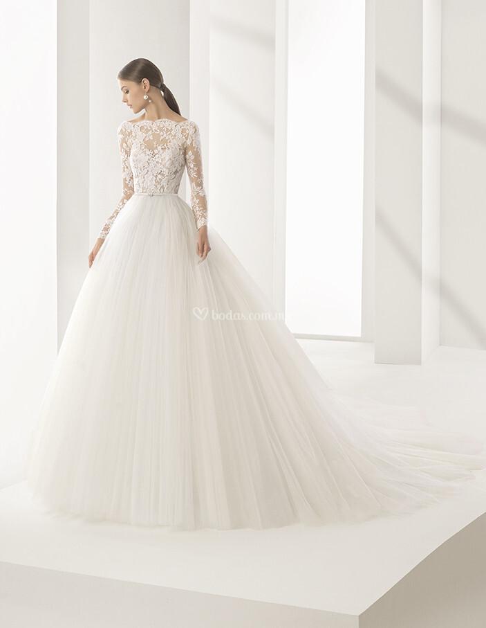 vestidos de novia - 2018 - bodas.mx