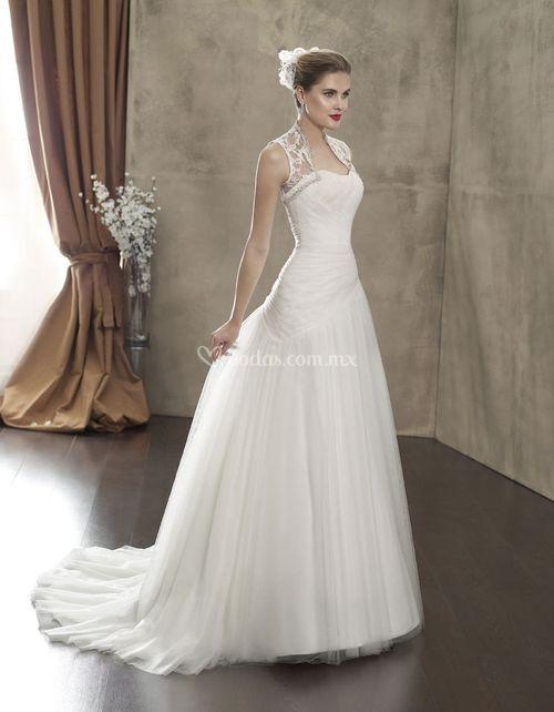Los 10 vestidos de novia más gustados 2014 7