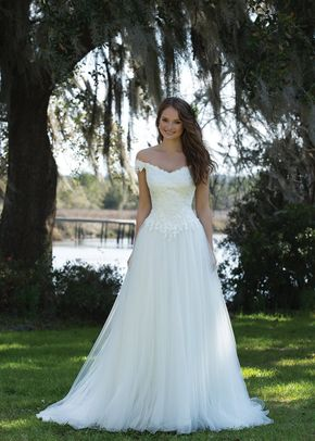 8000107, David's Bridal: Galina