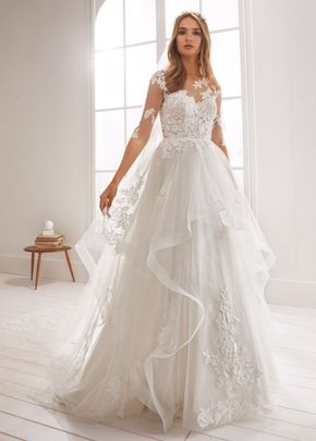 8002383, David's Bridal: Galina