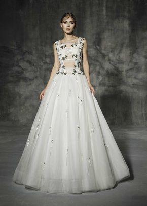 Vestidos de novia for I give it a year wedding dress
