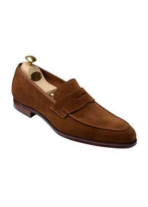 pembroke Burgundy Cordovan, Crockett & Jones