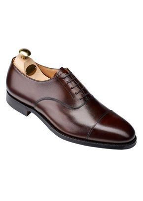 connaught ii Dark Brown Burnished Calf, Crockett & Jones