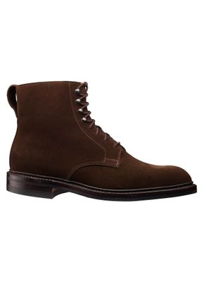 Eskdale II Dark Brown Wax Calf (2), Crockett & Jones