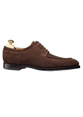 Hardwick dark brown suede (2), Crockett & Jones