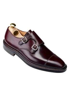 harrogate Burgundy Cordovan, Crockett & Jones