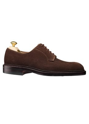 Lanark III Dark Brown Burnished Calf (6), Crockett & Jones