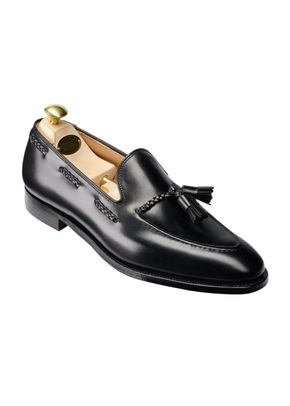 LANGHAM II Black Calf, Crockett & Jones