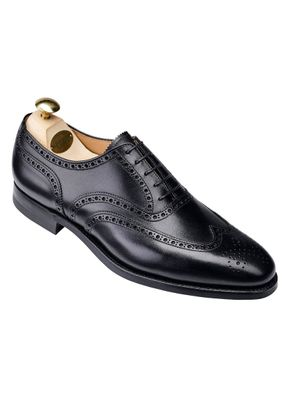 westgate ii Black Calf, Crockett & Jones
