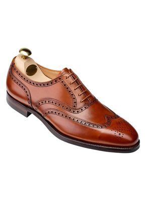 westgate Tan Burnished Calf, Crockett & Jones