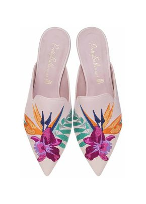 Ella bird of paradise on nude, Pretty Ballerinas