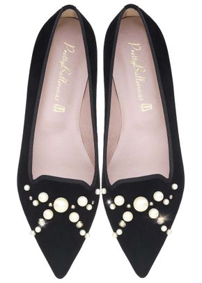 Ella diamonds and pearls, Pretty Ballerinas