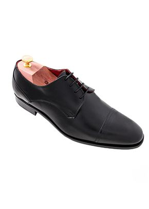 coniston Black Rough-Out Suede, Crockett & Jones
