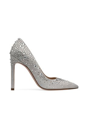 LALAINA PERLA LIGHT GRAY, Stuart Weitzman