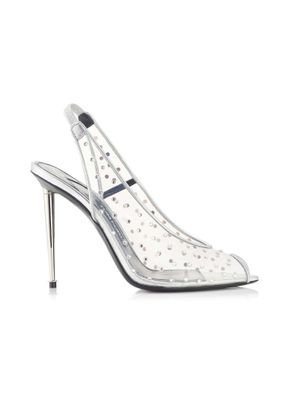 CRYSTAL SLINGBACK , Tom Ford