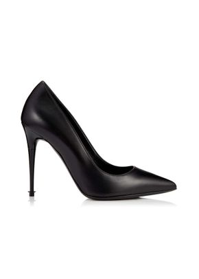 LACQUERED STACK HEEL , Tom Ford