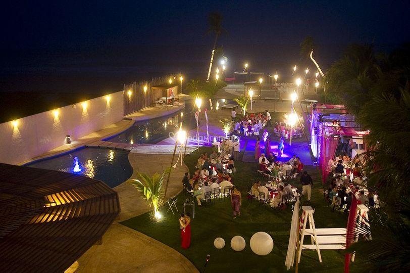 Mishol bodas club de playa