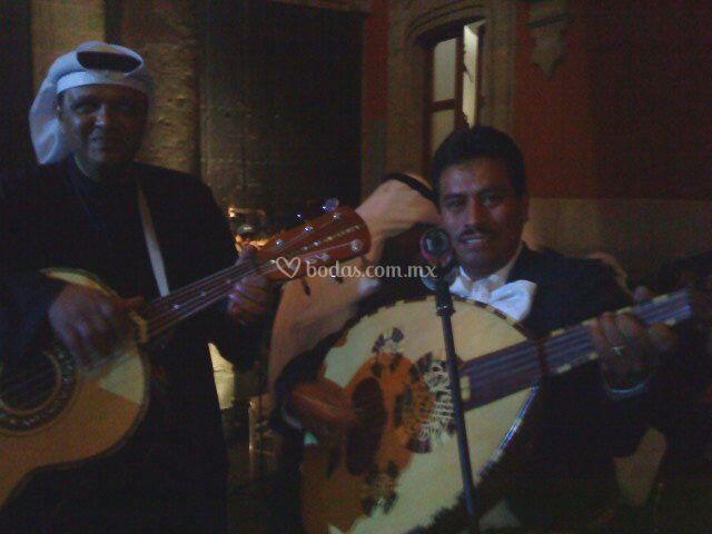 Musicos de Kuwait