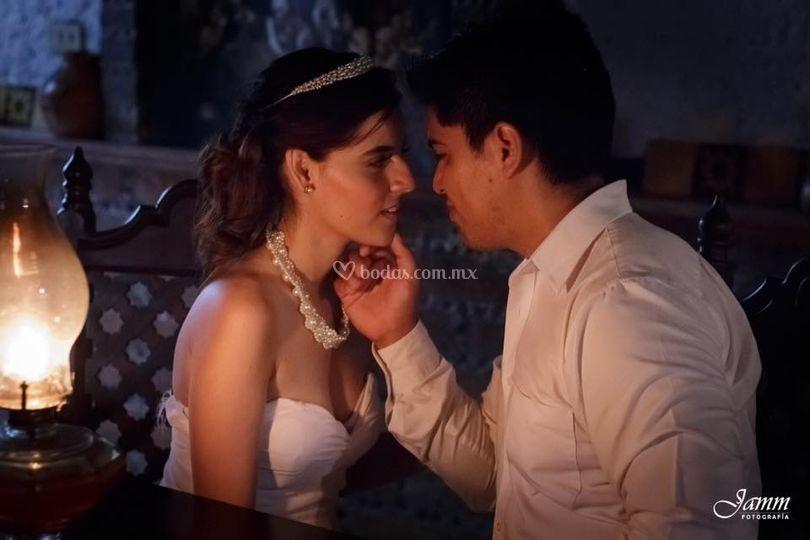 Boda: Miriam y Jorge