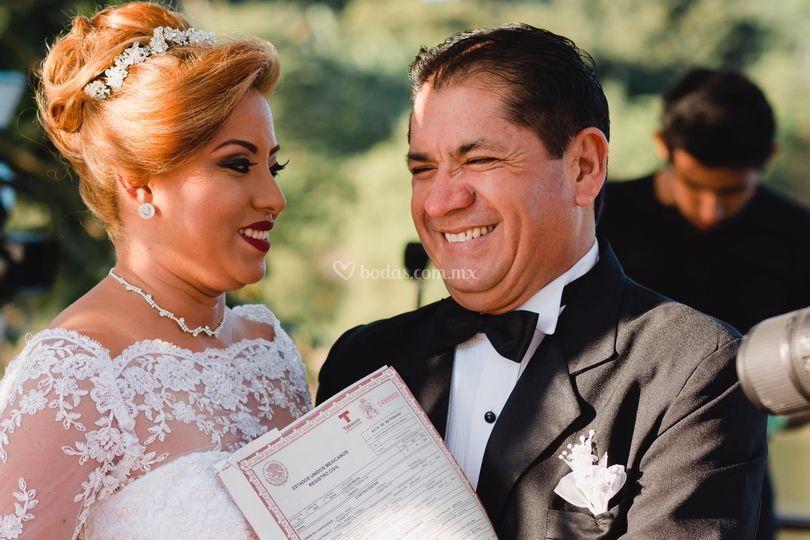 Boda:Sonia y Miguel