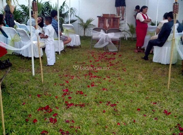 Para tu ceremonia