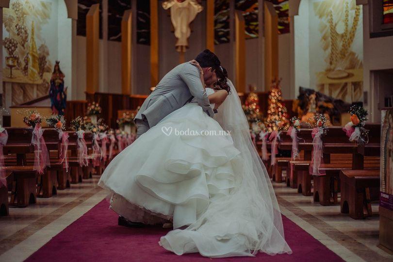 Día de la boda (iglesia)