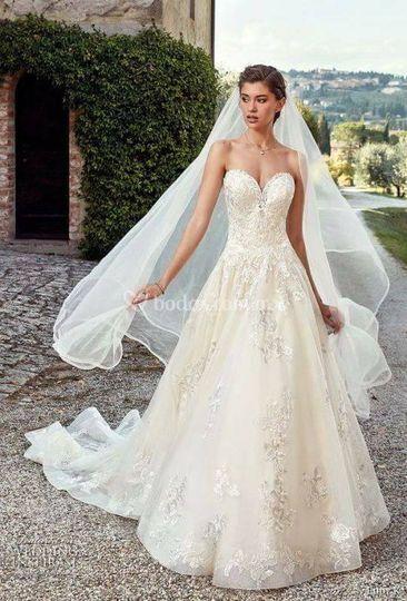 Confeccion de vestidos de novia hermosillo