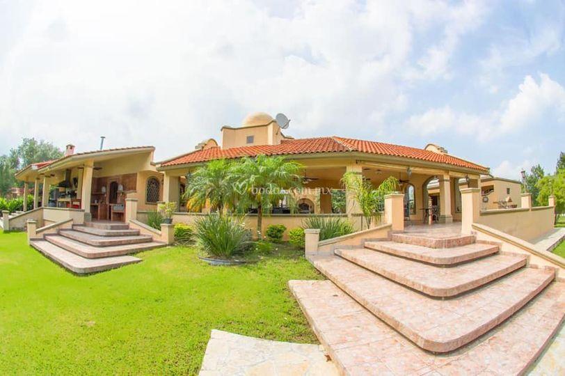 Hacienda La Zamora