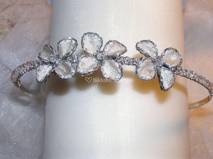 Diadema flores mini