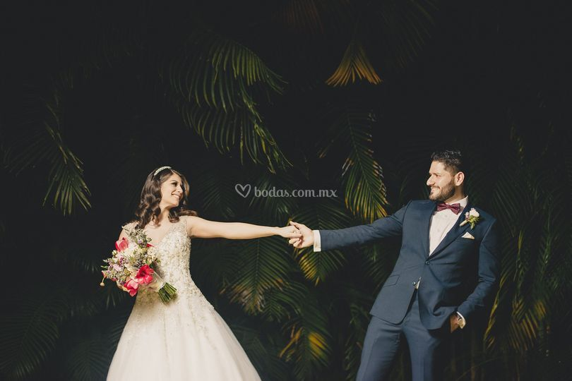 Mafer & Toño sesión de boda