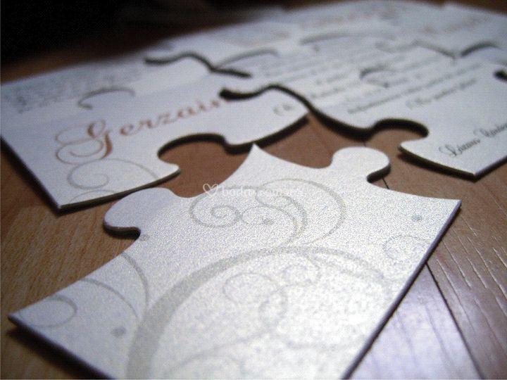 La unión de las piezas
