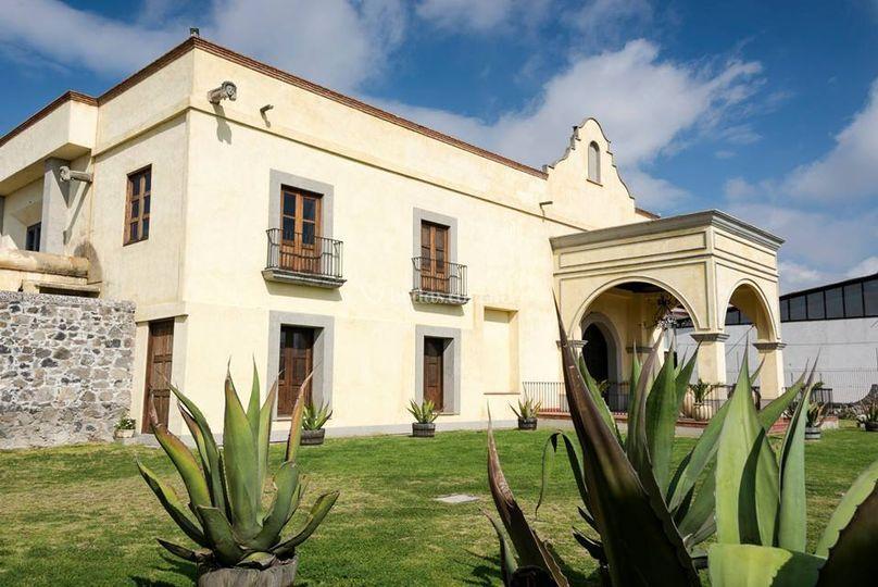 Hacienda La Puerta