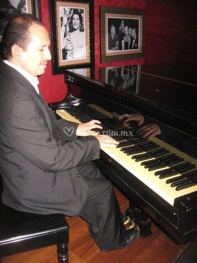 Servicio de música y piano
